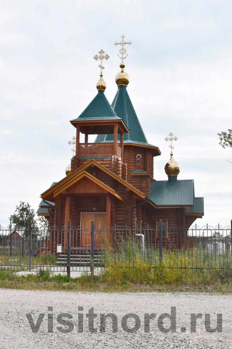 Церковь в Марково