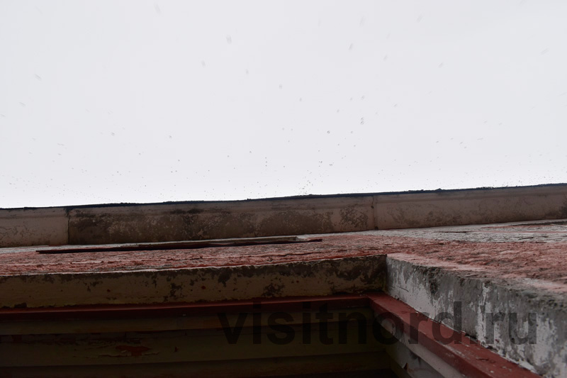 Дождь в Иультине