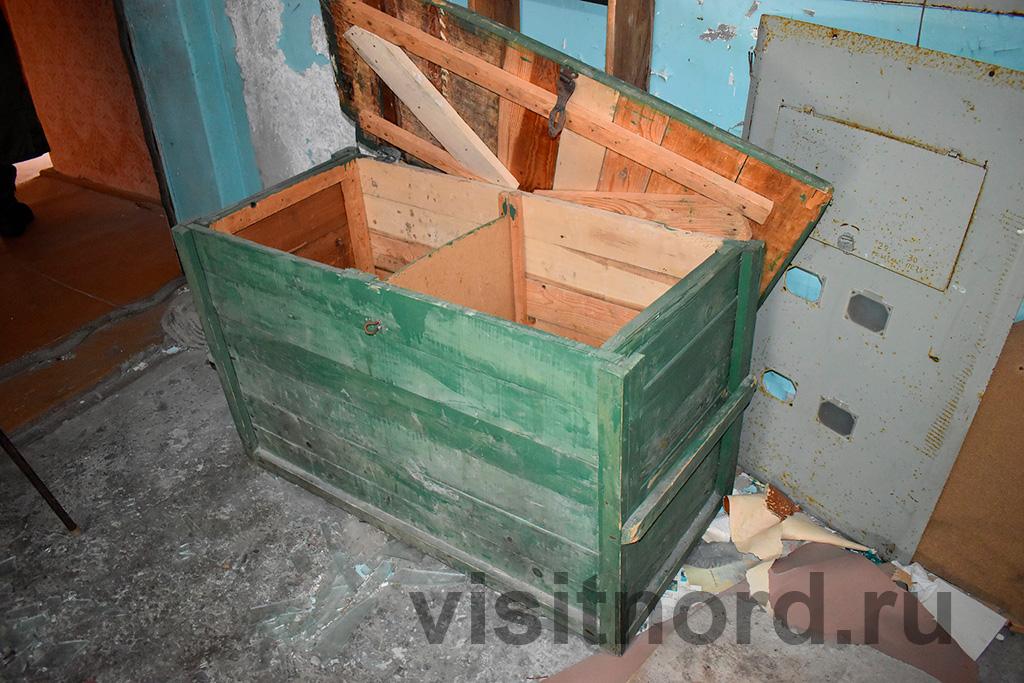 Картофельный ящик