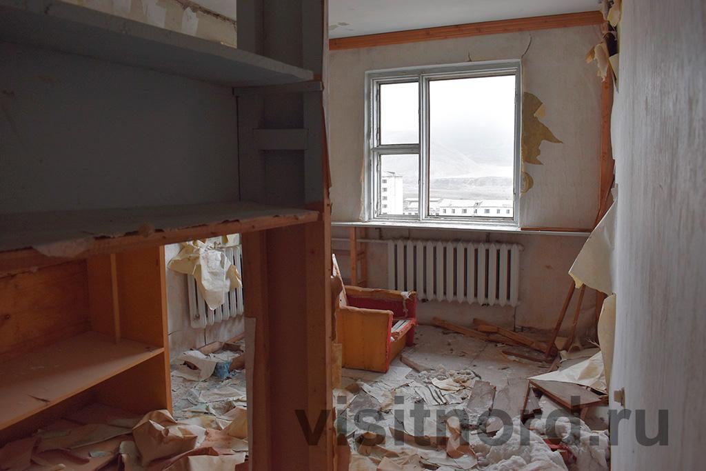 Квартира в Иультине