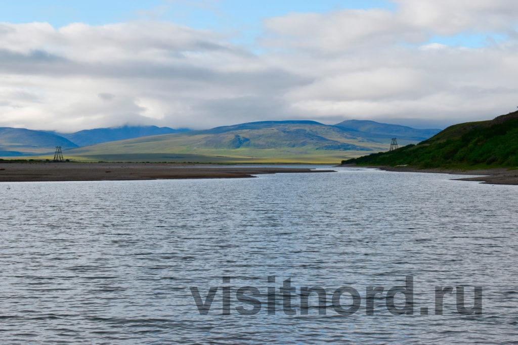 Река Якитики