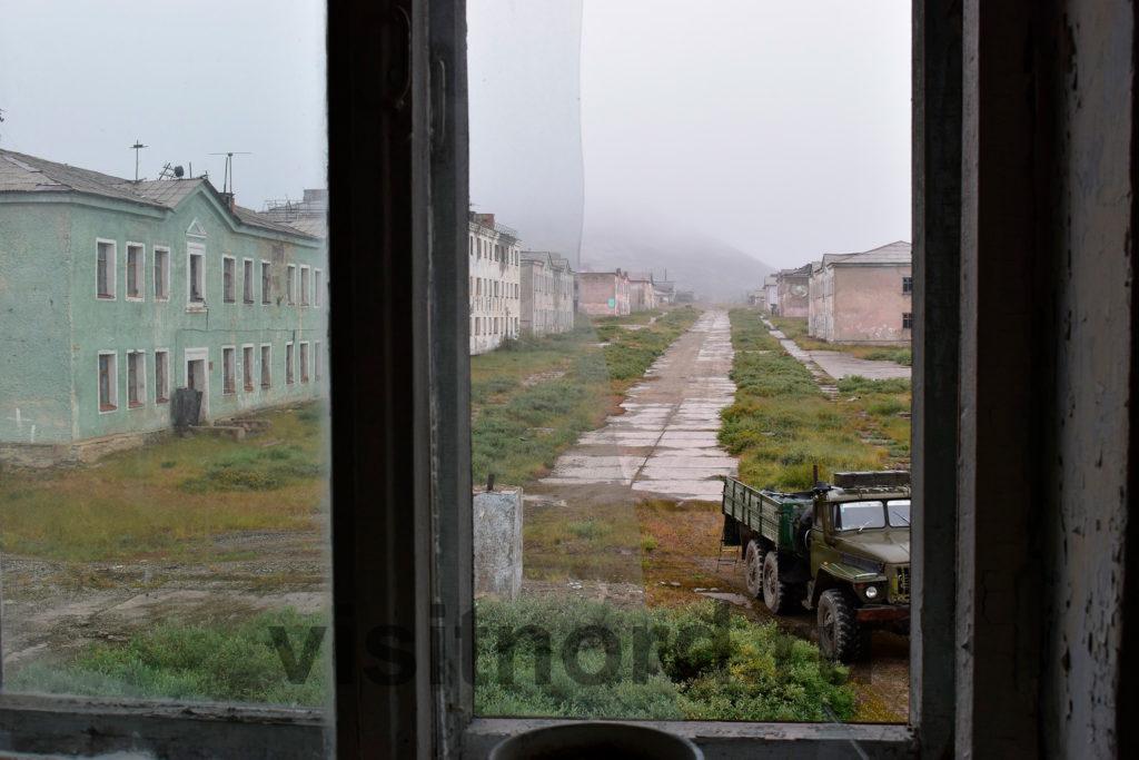Вид из окна ДК
