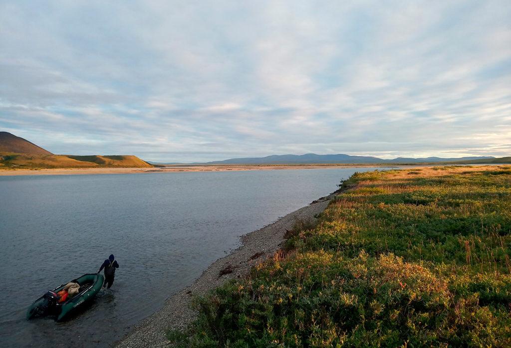 река Амгуэма