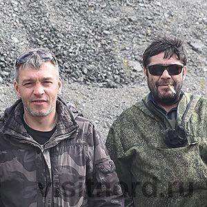 Алик и Сергей