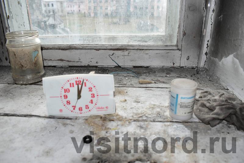 Часы в квартире