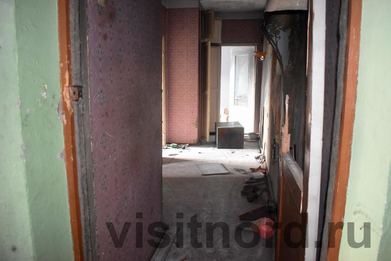 Квартира на Любимцева