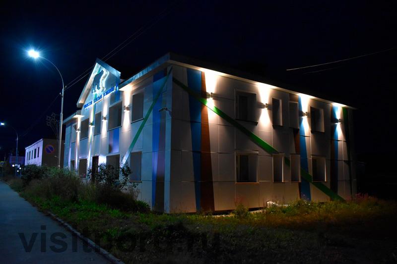Дом в Анадыре