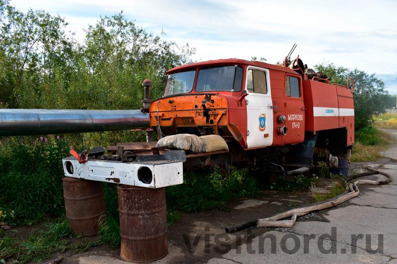 Машина в Марково