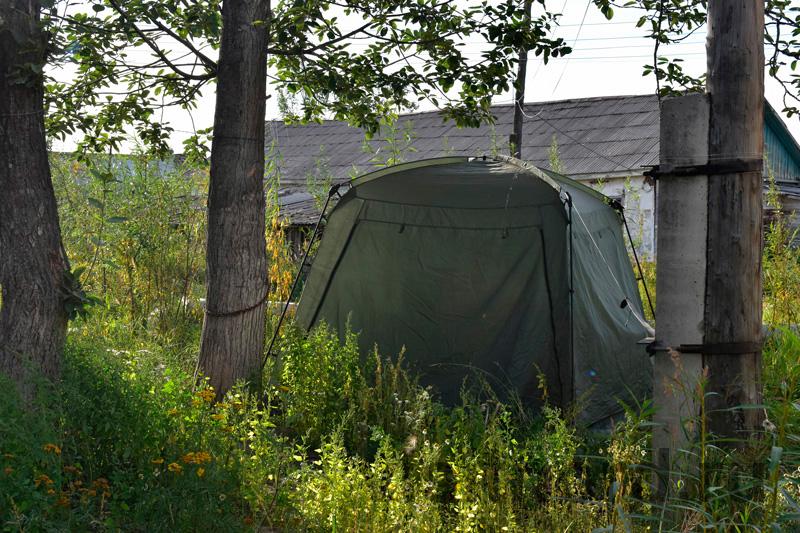 Палатка в Марково