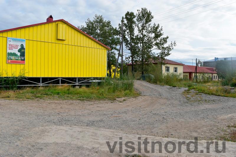 Поселок Марково