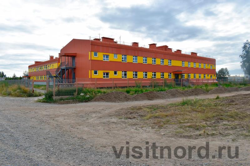Школа в Марково