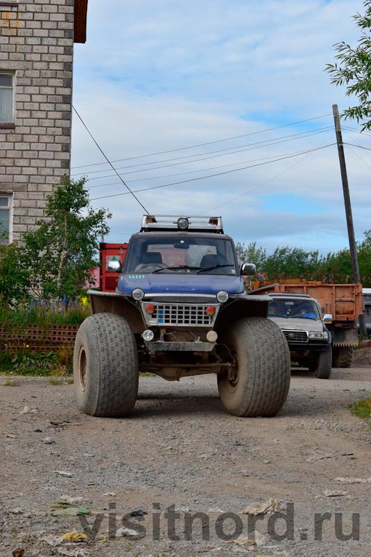 Транспорт на Чукотке