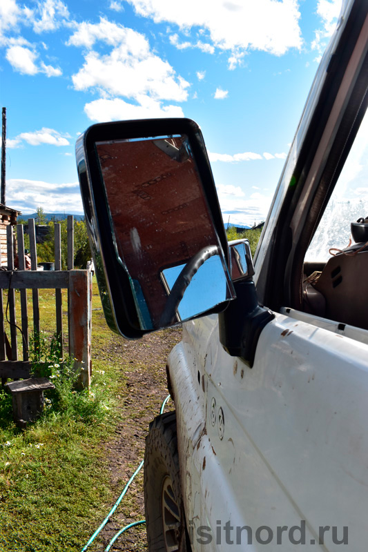 Транспорт в Ламутском