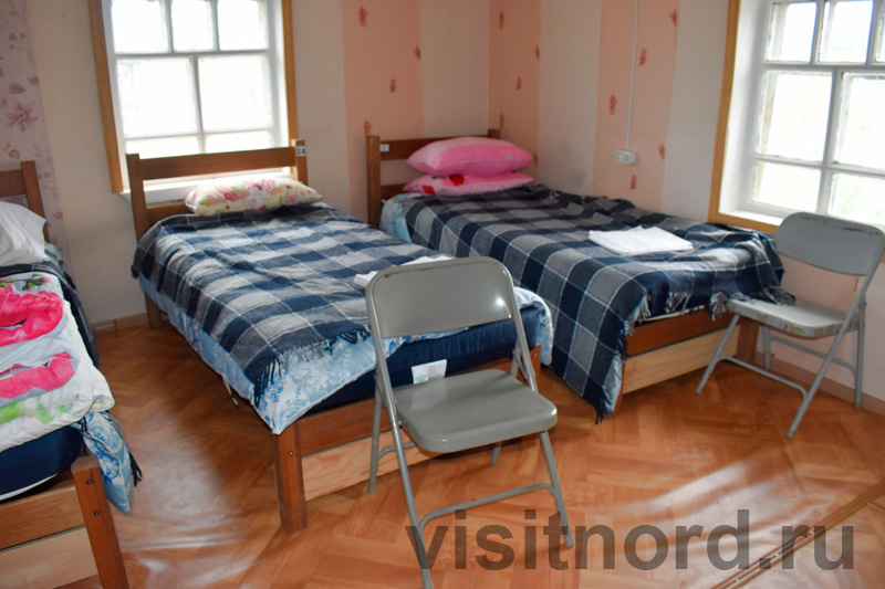 Общежитие Ламутское