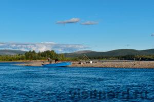 Рыбалка в Ламутском