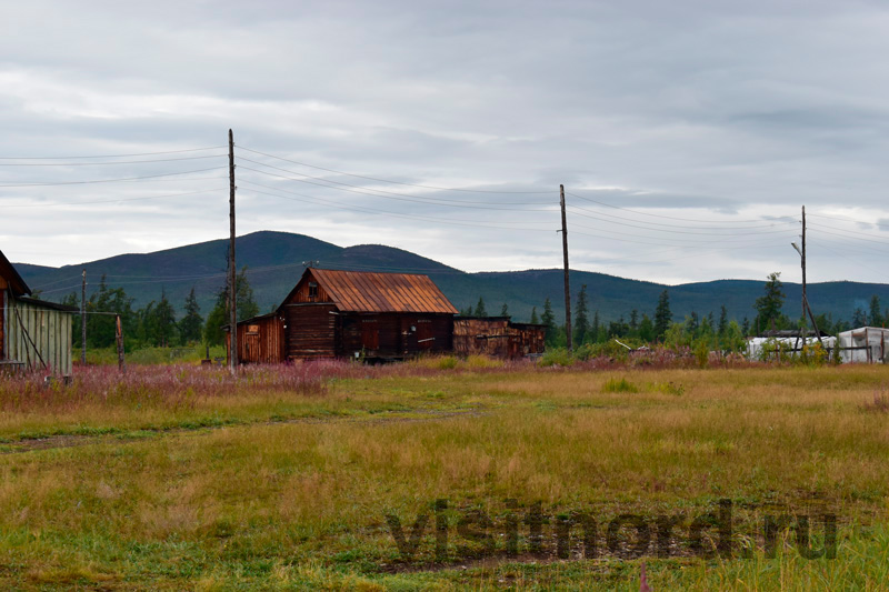 село Ламутское