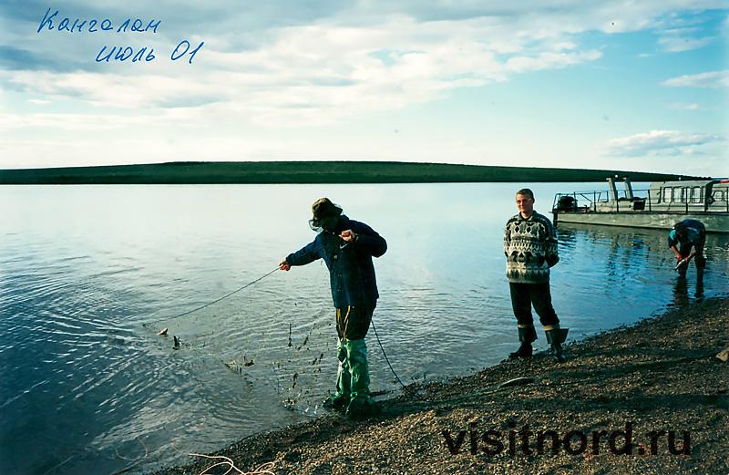 Рыбалка Канчалан