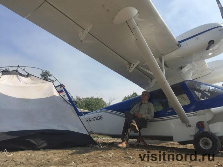 Самолет орион