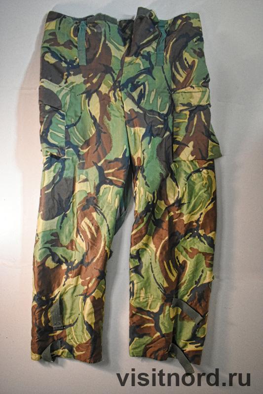 комбинезонные штаны