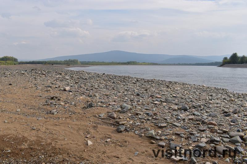 Верховья реки Анадырь