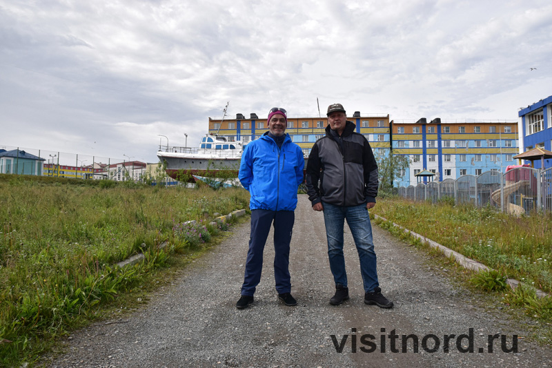 Дмитрий и Кирилл