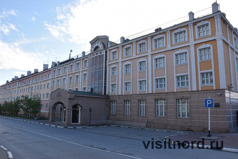 Гостиница Чукотка