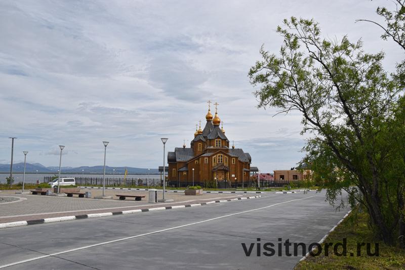 Храм в Анадыре