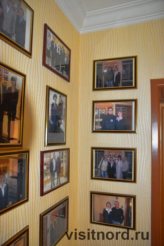 Картины со знаменитостями