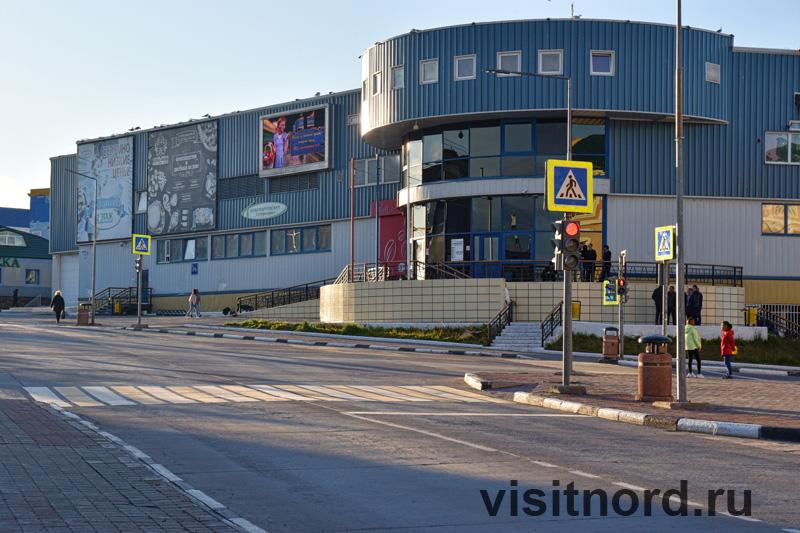 Супермаркет Новомариинский