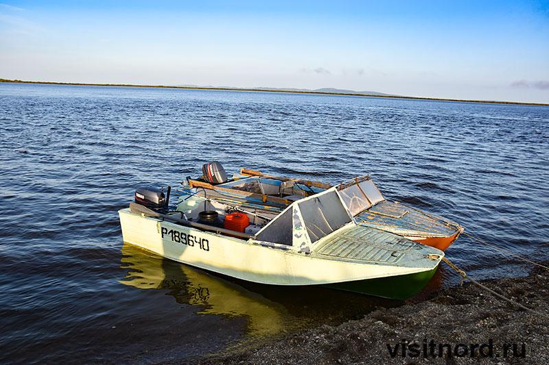 Лодки в Краснено